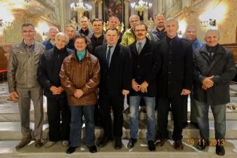 Spotkanie Bractwa w roku 2014  -2