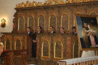 Klerycy w Bractwie (19.10.2014)  -1