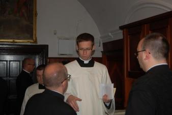 Klerycy w Bractwie (19.10.2014)  -2