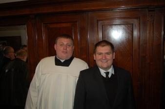 Klerycy w Bractwie (19.10.2014)  -3