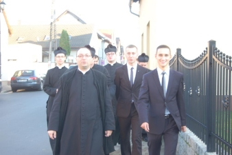Klerycy w Bractwie (19.10.2014)  -6