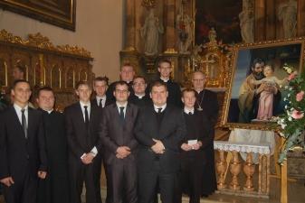 Klerycy w Bractwie (19.10.2014)  -7