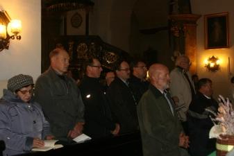 Ogólne spotkanie Bractwa w Jemielnicy (25.10.2015) -13