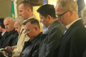 Ogólne spotkanie Bractwa w Jemielnicy (25.10.2015) -27