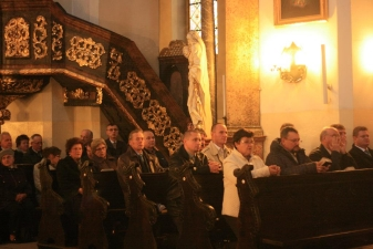 Ogólne spotkanie Bractwa w Jemielnicy (25.10.2015) -4