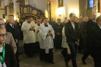 Ogólne spotkanie Bractwa w Jemielnicy (25.10.2015) -9