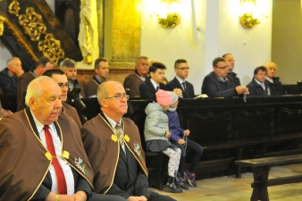 Ogólne spotkanie Bractwa w Jemielnicy (28.10.2018)