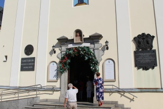 Pielgrzymka Bractwa do Częstochowy ( 04.09.2016)