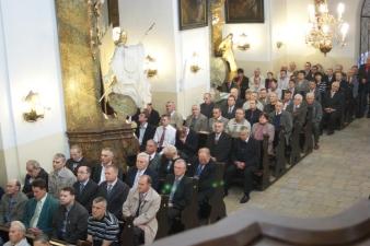 Przyjęcie I członków Bractwa (19.10.2012)