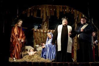 Świąteczne spotkanie w Opolskim Betlejem-14