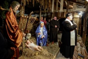 Świąteczne spotkanie w Opolskim Betlejem-15