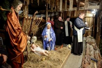 Świąteczne spotkanie w Opolskim Betlejem-16