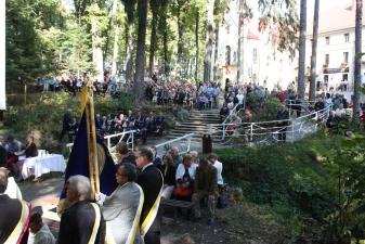 Zakończenie Prudnickiego Roku Prymasowskiego (04.10.2015)